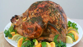 Citrus Turkey Brine - Using Wishbone Italian Dressing