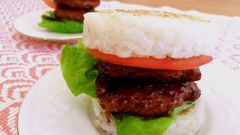 The BEST Teriyaki Rice Burger and Holiday Food Photo Contest!