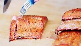 Hot Smoked Salmon - Jerky Gold Marinade