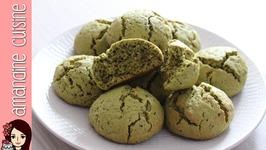 Recette des Biscuits au th matcha ? Chocmiel