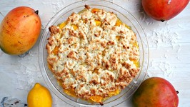 Dessert Recipe: Mango Cobbler