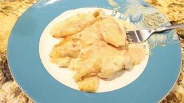 Pasta / Chicken Stuffed Shells