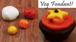 Veg Fondant - Sugar Paste Recipe - Cake Decorating Basics Tastes better than regular fondant