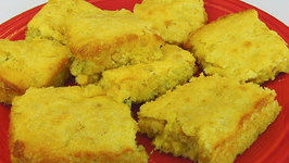 Betty's Corn and Peppers Cornbread