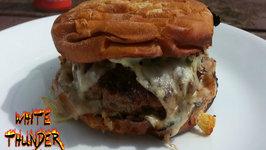 Cuban Burger - How To Make a Juicy Cubano Burger