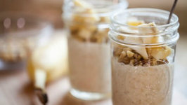 Chai Spiced Overnight Oats