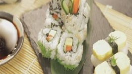 How to Make Vegetarian Sushi