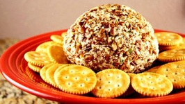 Mixed Fruit Cheese Ball