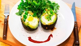 The Yummiest Baked Eggs in Avocados Cups Recipe That You Must Try  Breakfast On-The-Go