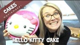 Recette gteau Hello Kitty (en franais!)