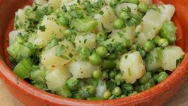Potato And Pea Salad Recipe
