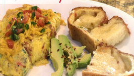 Jalapeno Bacon Cheddar Omelette