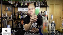 The Sea Green Cocktail