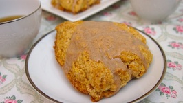 Pumpkin Spice Scones Tips  Tricks for MOIST Scones