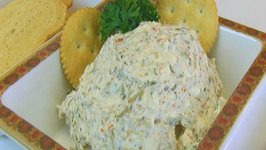 Betty's Feta Cheese and Olive Dip -Christmas