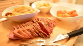 How to Cook Corned Beef with Vegetables
