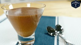 Salted Butter Caramel-Chocolate Mousse Recipe