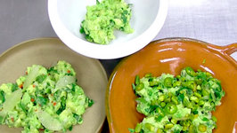 Guacamole Recipes - 3 Variations for Plain Nutty or Spicy Guacamole