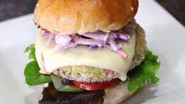 Vegetable Burger or Veggie Burger - World's Best Burger