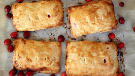 Dessert Recipe: Cranberry Apple Hand Pies
