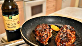 How to Cook Napa Valley Tres Citrus Balsamic Chicken Breasts
