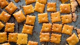 How to Make DIY Cheez-Its