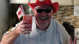 Big V's Canada Day Watermelon and Jalapeno Vodka Cocktail Recipe
