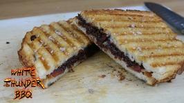 Chocolate Bacon Sandwich