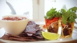 Drunken Chili Con Carne Tacos