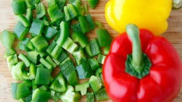How to Cut a Bell Pepper - Cooking Quick Tips