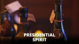 Presidential cognac collection: How does Trump taste?