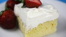 Tres Leches Cake- How To Make Tres Leches Cake