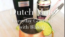 Cocktail Recipe: Dutch Mule