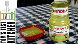 Salsa Review Herdez Guacamole Salsa