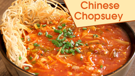Chinese Chopsuey Recipe  Indo Chinese Cuisine  The Bombay Chef - Varun Inamdar