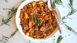 Soup Recipe- Hearty Beef And Barley Stew
