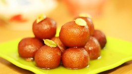 How to make Gulab Jamun from Normal Bread  Indian Dessert