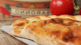 Vegetable Calzone Recipe