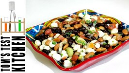How To Make Southwestern Bean Salad