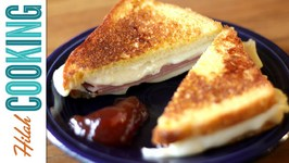 How To Make A Monte Cristo Sandwich