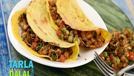 Stuffed Chila (Healthy Snack Recipe)