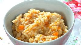 How To Cook Chicken And Pumpkin Risotto