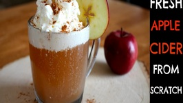 Easy Homemade Apple Cider Recipe From Scratch