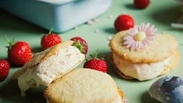 The Recipe Show By Rattan Direct - Strawberry Ice Cream Cookies