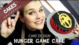 Hunger Game Cake aux ppites de chocolat
