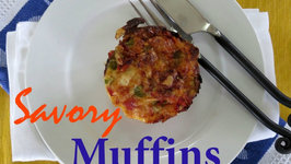 Dennis's Savory Quiche Muffins for Mother's Day
