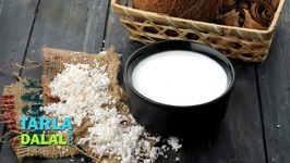 Coconut Milk - Homemade Coconut Milk In 15 minutes