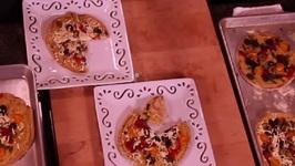 Abby's Pita Pitza