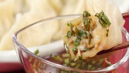 Sui-Gyoza (Boiled Shrimp Dumplings)