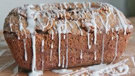 Cinnamon-Sugar Quick Bread